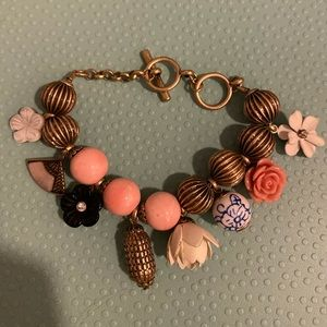 New beautiful oriental charm bracelet